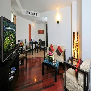 Tara Angkor - Zimmer