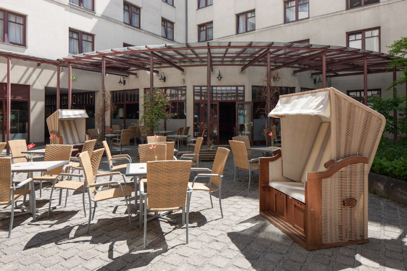 Austria Trend Hotel Favorita - Terrasse