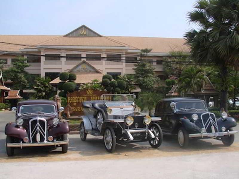 Apsara Angkor Resort…, National Route 6,kruos Village,…
