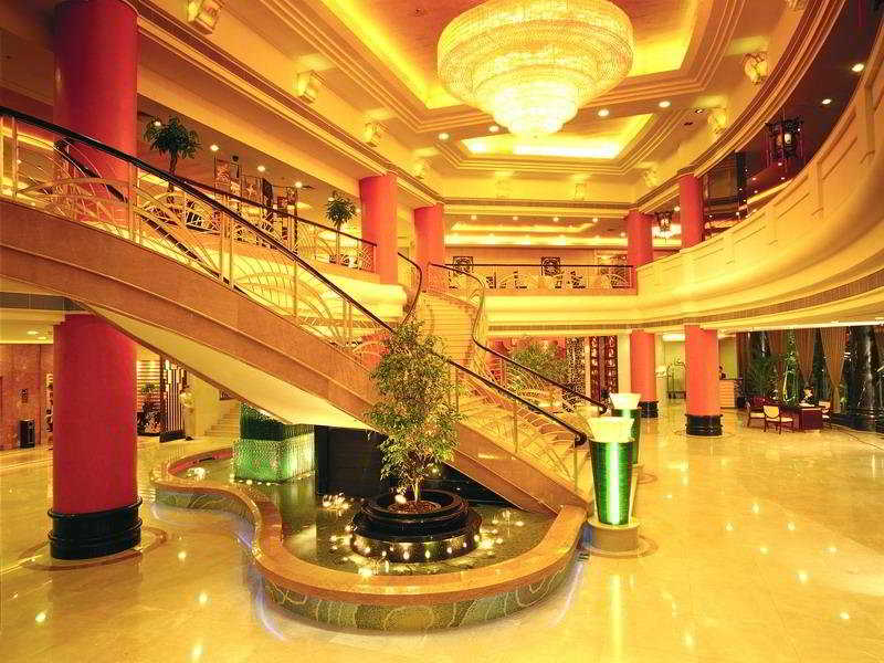 Haihua Hotel Hangzhou - Diele