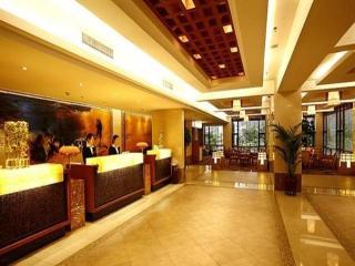 Hai Hua Man Long Resort - Diele