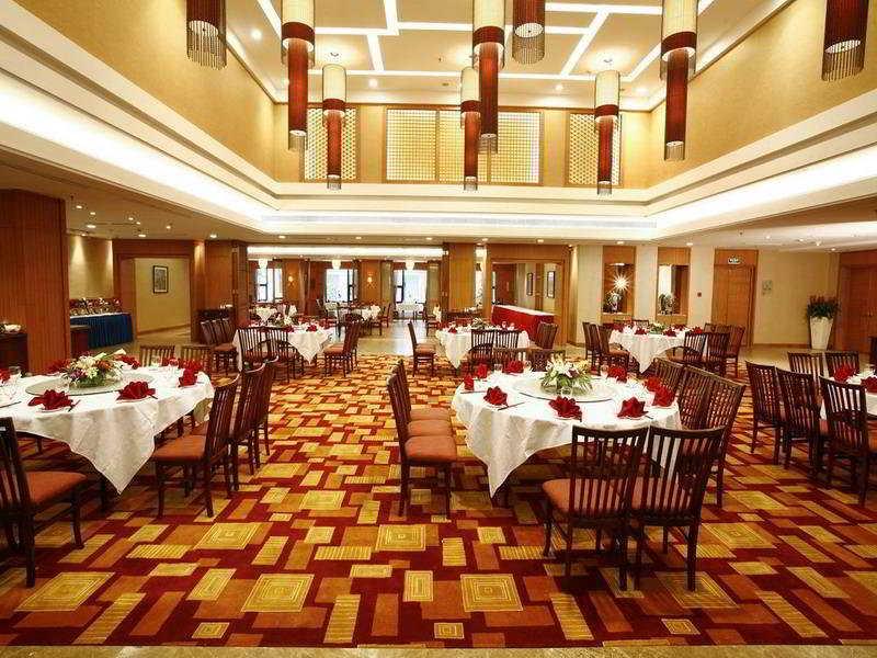Hai Hua Man Long Resort - Restaurant