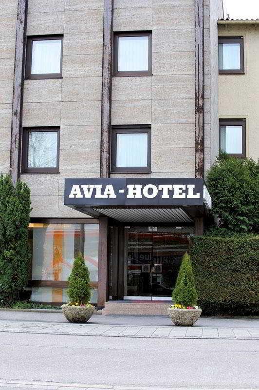 Avia Hotel Regensburg