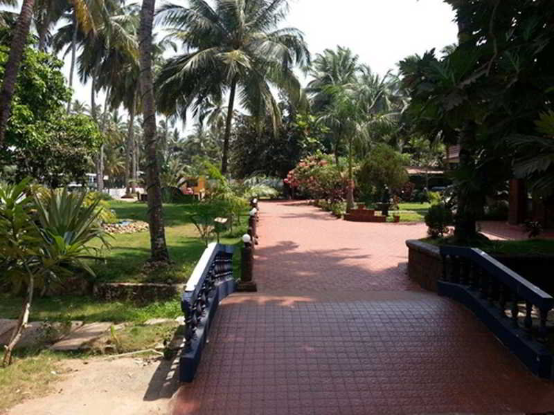 Palm Resort Goa - Generell