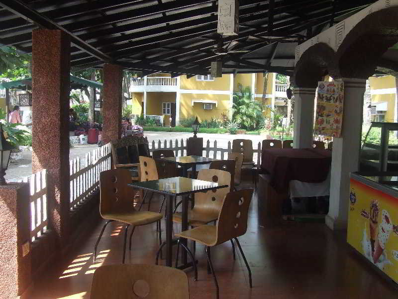 Palm Resort Goa - Restaurant