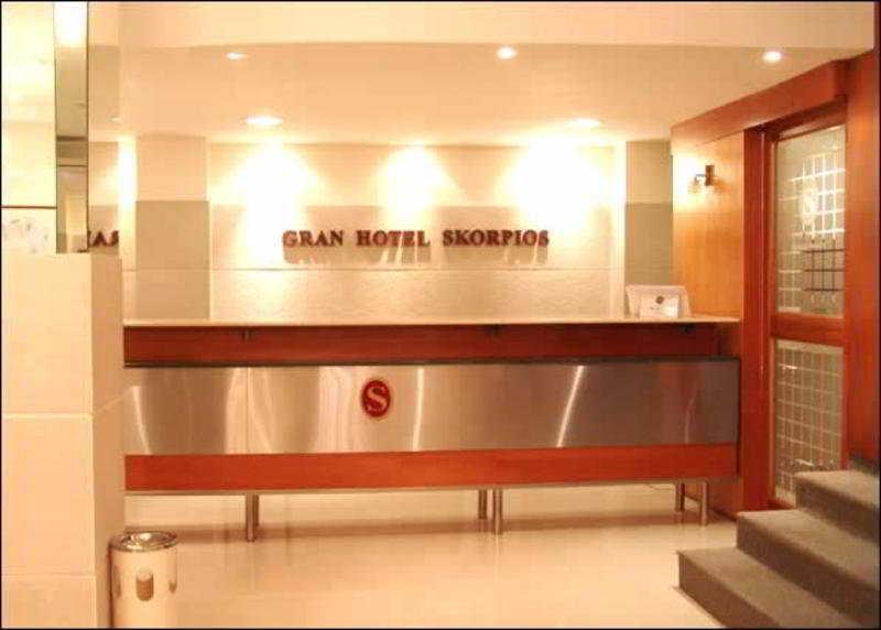 Gran Hotel Skorpios - Diele