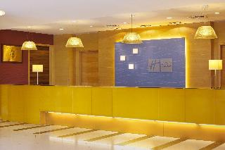 Holiday Inn Express Shangdi - Diele