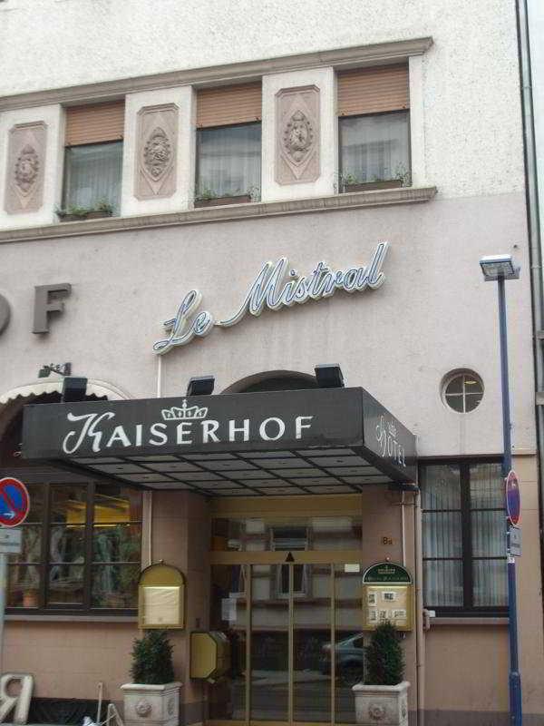 City Hotel Kaiserhof Offenbach