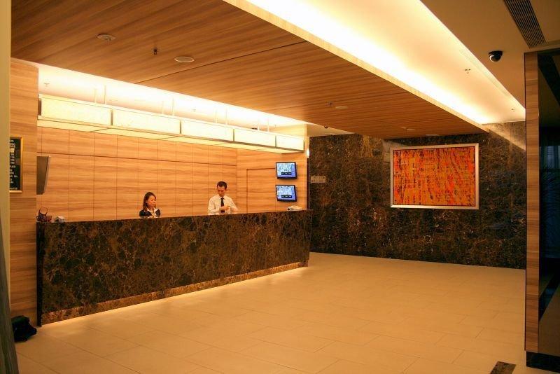Hotel 81 Dickson - Diele
