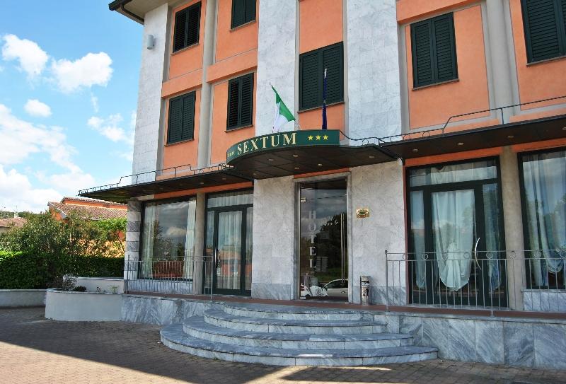 Hotel Sextum, Via Jacopo Del Polta,51
