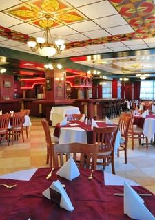 Paradise Green Park - Restaurant