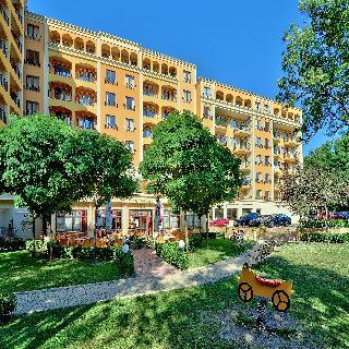 Paradise Green Park - Terrasse