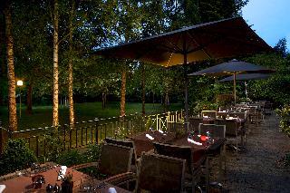 Hotel Parc Belair-Worldhotel - Terrasse
