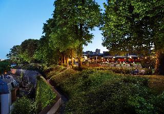 Parc Belle-Vue - Terrasse