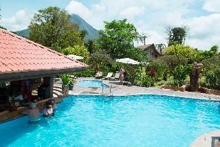 Montaña de Fuego - Pool