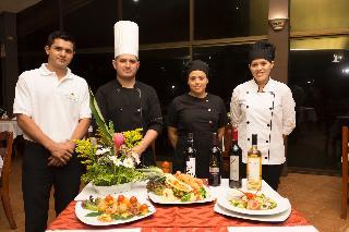 Montaña de Fuego - Restaurant
