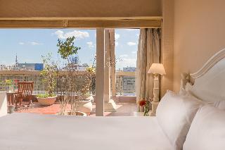 Exe Hotel Colón - Zimmer