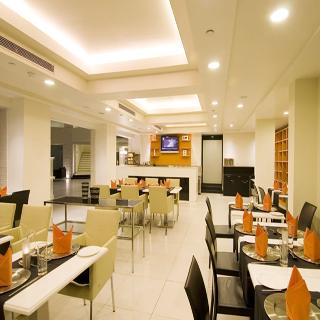 Avalon Courtyard - Restaurant