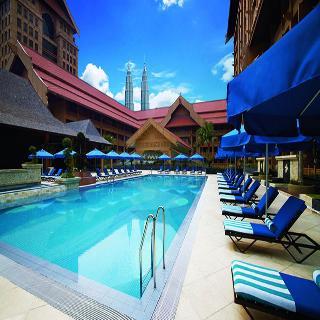 The Royale Chulan Kuala Lumpur - Pool