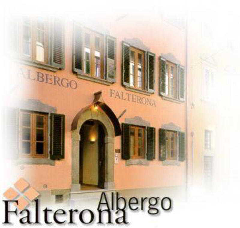 Albergo Falterona, Piazza Bernardo Tanucci,85