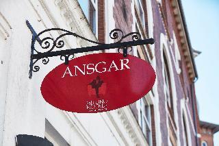 Ansgar Odense Hotel, Ostre Stationsvej,32