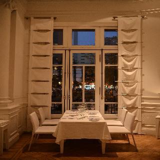 Design Suites Salta - Restaurant