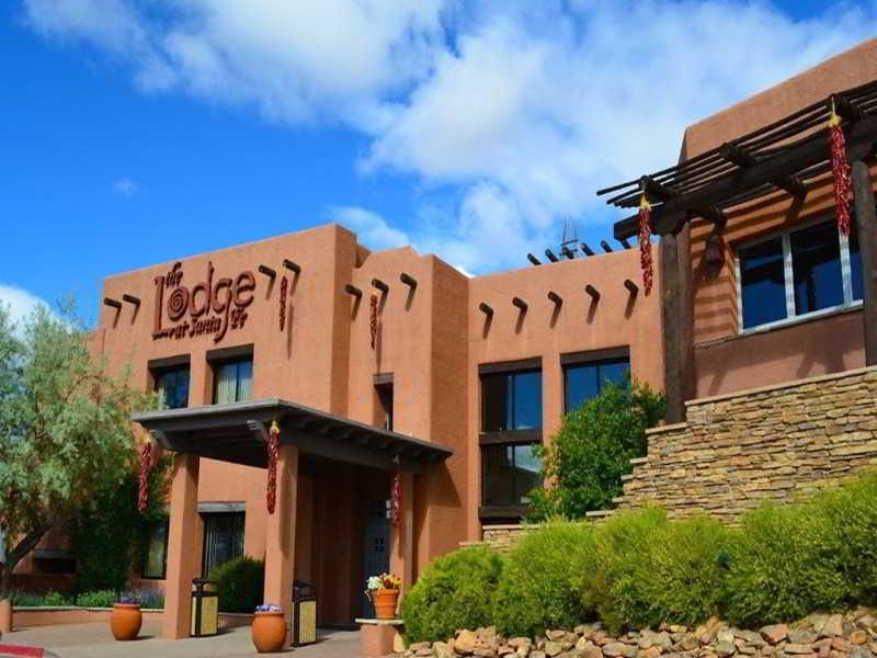 Lodge at Santa Fe, 750 North St. Francis,