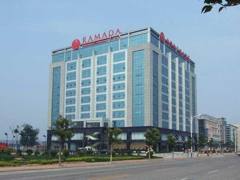 Ramada Plaza Yantai, 10 Aokema Street, Laishan…