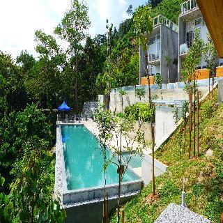 Belum Rainforest Resort - Pool