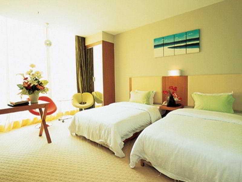 Shanshui Hotel Shenzhen Luohu - Zimmer