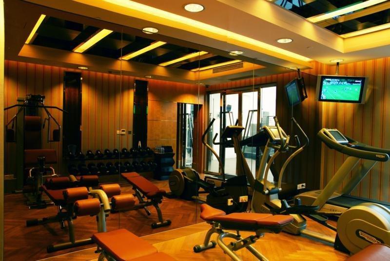 Pudi Boutique Hotel Fuxing Park Shanghai Xintiandi - Sport