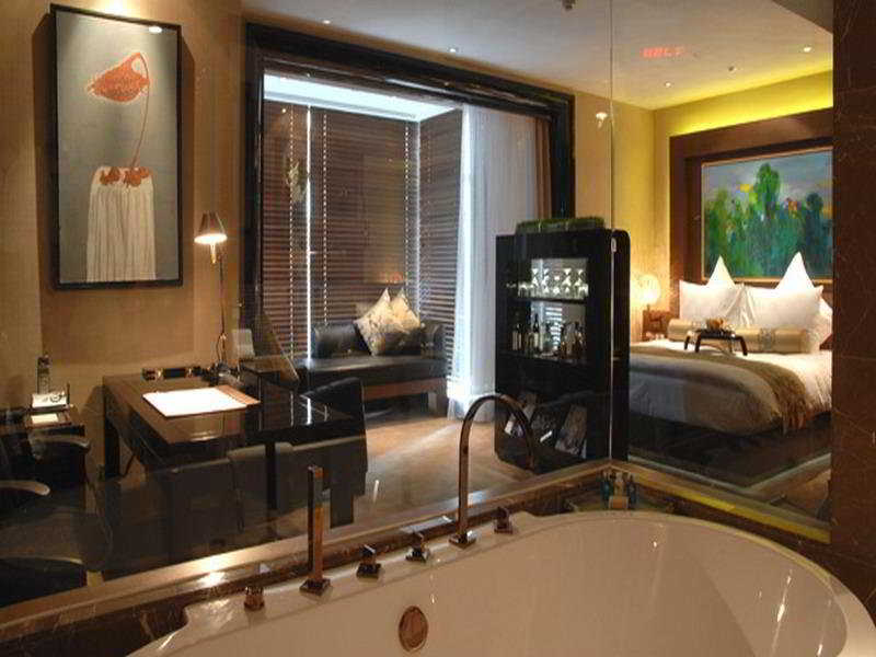 Pudi Boutique Hotel Fuxing Park Shanghai Xintiandi - Zimmer