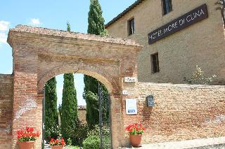 Hotel More di Cuna, Via Cassia Nord,1444