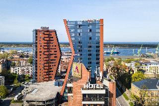 Amberton Hotel Klaipeda, Naujojo Sodo Str.,1
