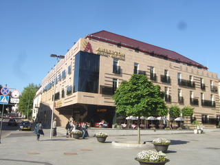 Amberton Cathedral Square…, L Stuokos Guceviciaus Gatve,1