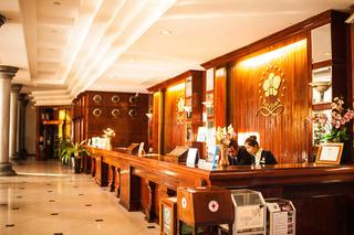 Ree Hotel - Diele