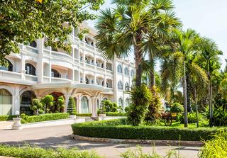 Ree Hotel - Terrasse