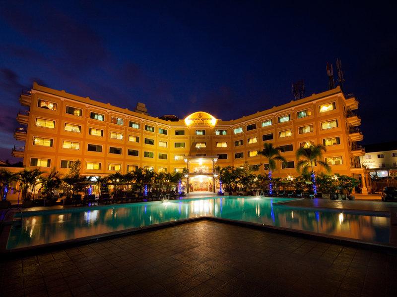 Golden Sand Hotel - Generell