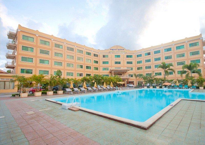 Golden Sand Hotel, St. 23 Tola, Modol 04, Khan…
