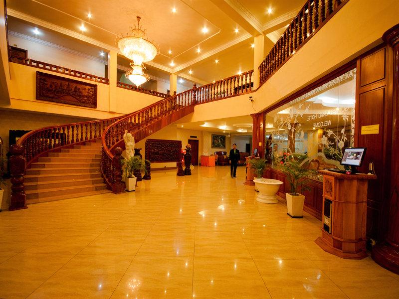 Golden Sand Hotel - Diele