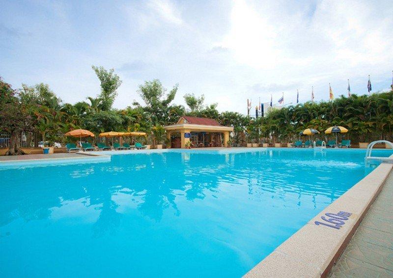 Golden Sand Hotel - Pool
