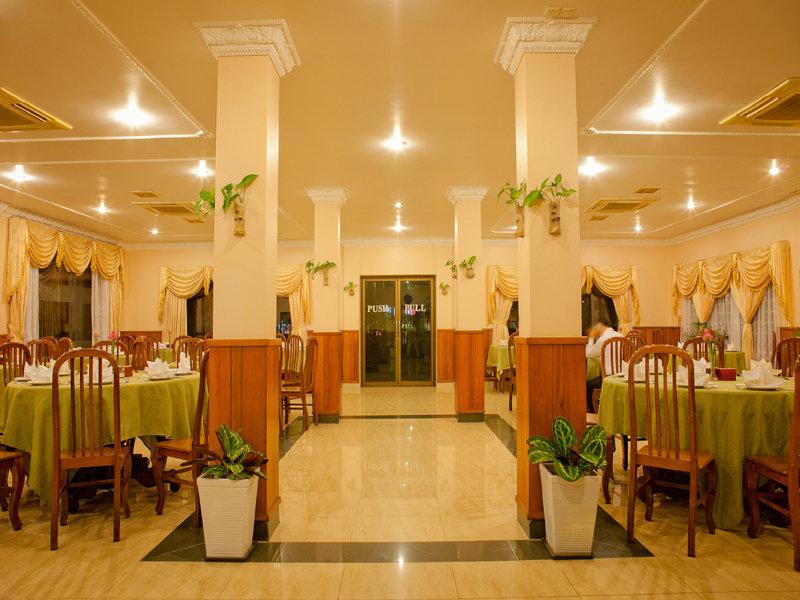 Golden Sand Hotel - Restaurant