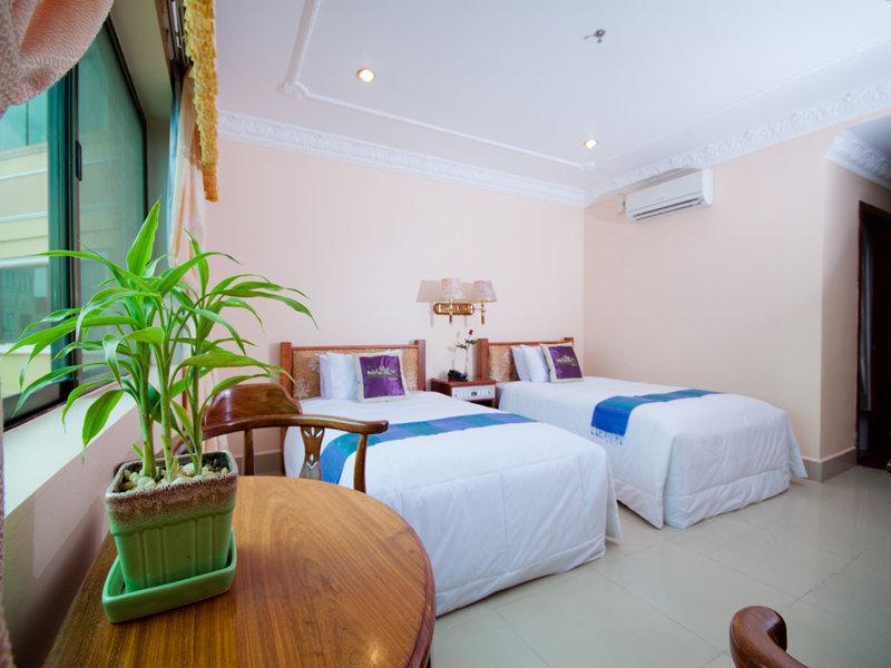 Golden Sand Hotel - Zimmer