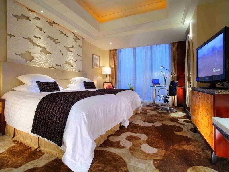 New Century Grand Hotel Beijing - Zimmer
