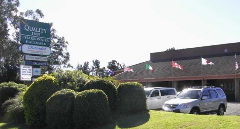 Quality Inn Charbonnier…, 44 Maitland Road,
