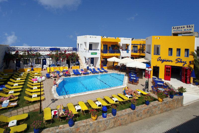 Kreta Malia Hotel  Sterne