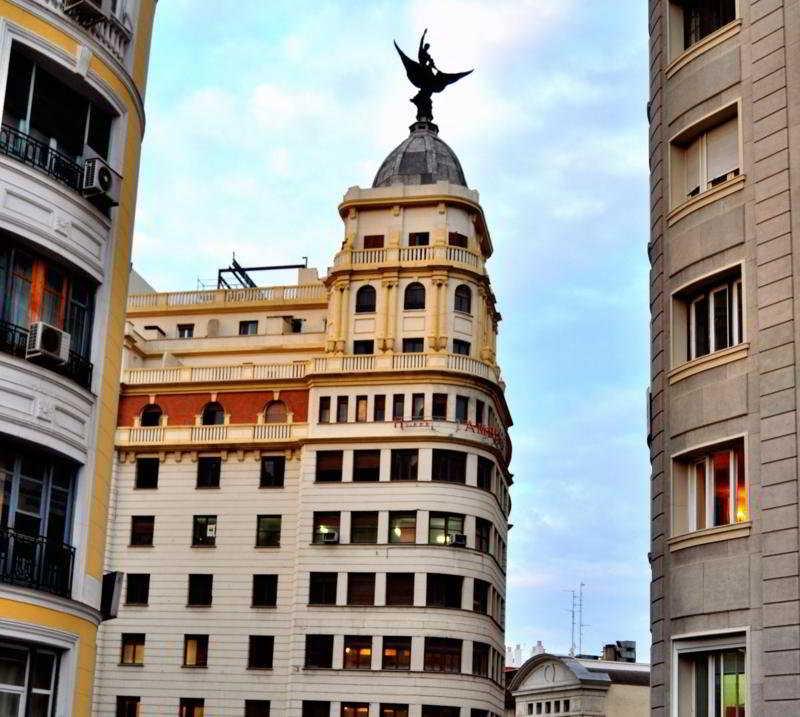 Flats Per Week Madrid