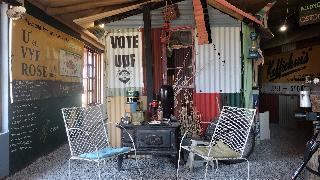 Etosha Safari Camp - Diele