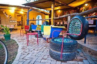 Etosha Safari Camp - Terrasse