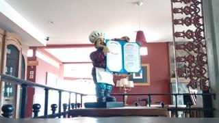Hosteria Meulen - Restaurant